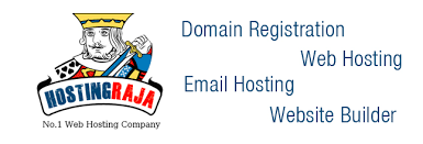 HostingRaja- Best VPS Website Hosting In India
