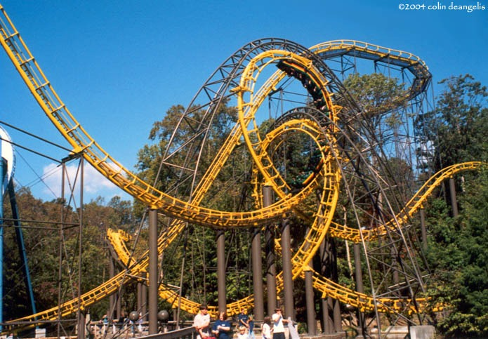 top 10 roller coasters in the world 2019
