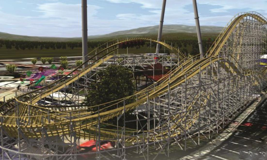 top 10 fastest roller coasters in the world