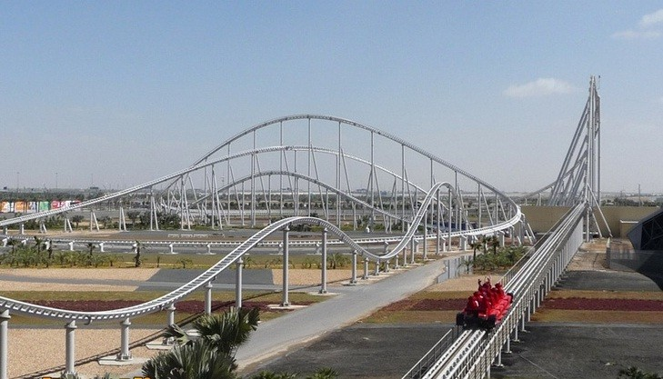 most dangerous roller coaster in the world 2019
