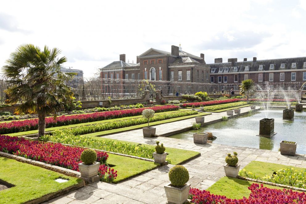 10 kensington palace london - Biggest House In The World 2016