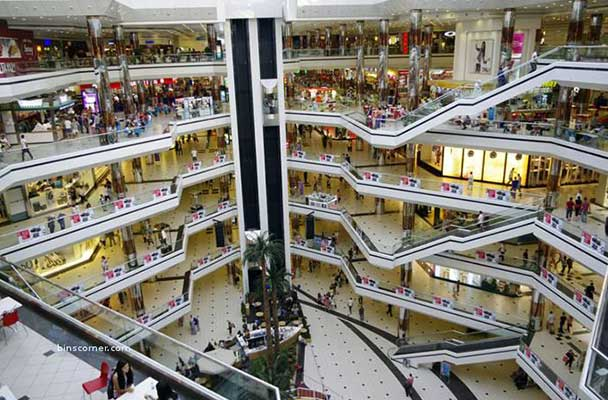 top 10 biggest malls in the world of 2020
