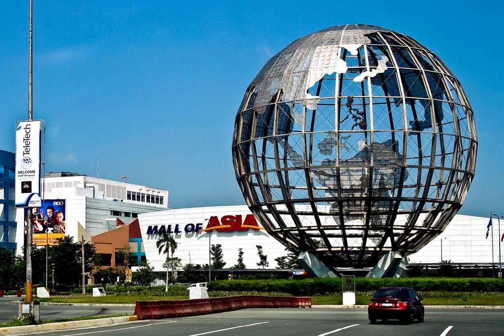 SM mega mall-10 largest shopping malls in the world