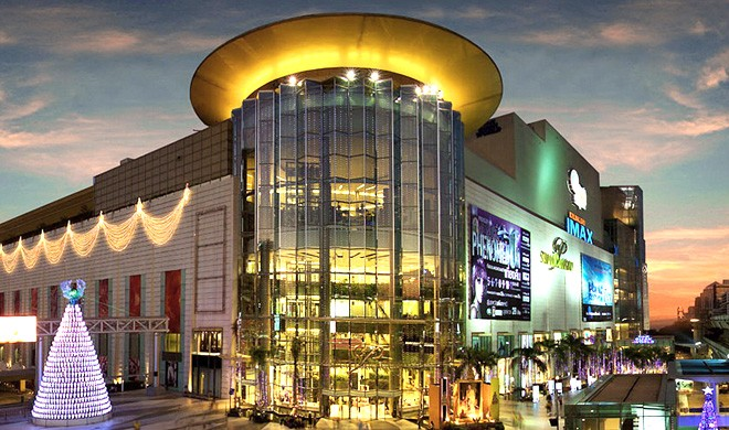 top 10 malls in the world