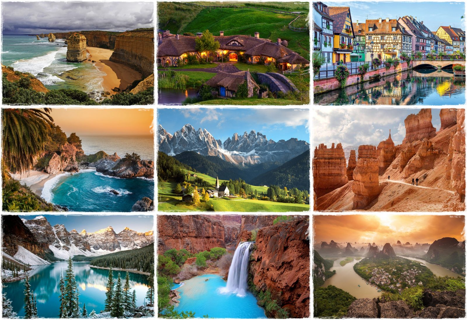Top 10 Most Beautiful And Famous Places In The World Of 2019,Flush Mount Bedroom Ceiling Fans With Lights