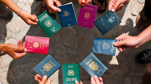 The World's Most Powerful Passport in 2017