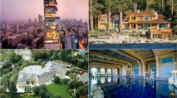 Top 10 Biggest and Expensive Houses in the World