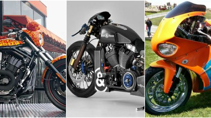 Top 10 Expensive Motorcycles in the World of 2017
