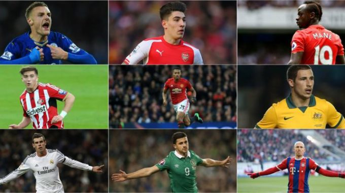 Top 10 Fastest and Famous Football Players