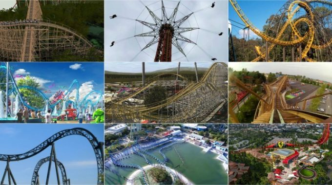 Top 10 Fastest Roller Coasters of the World