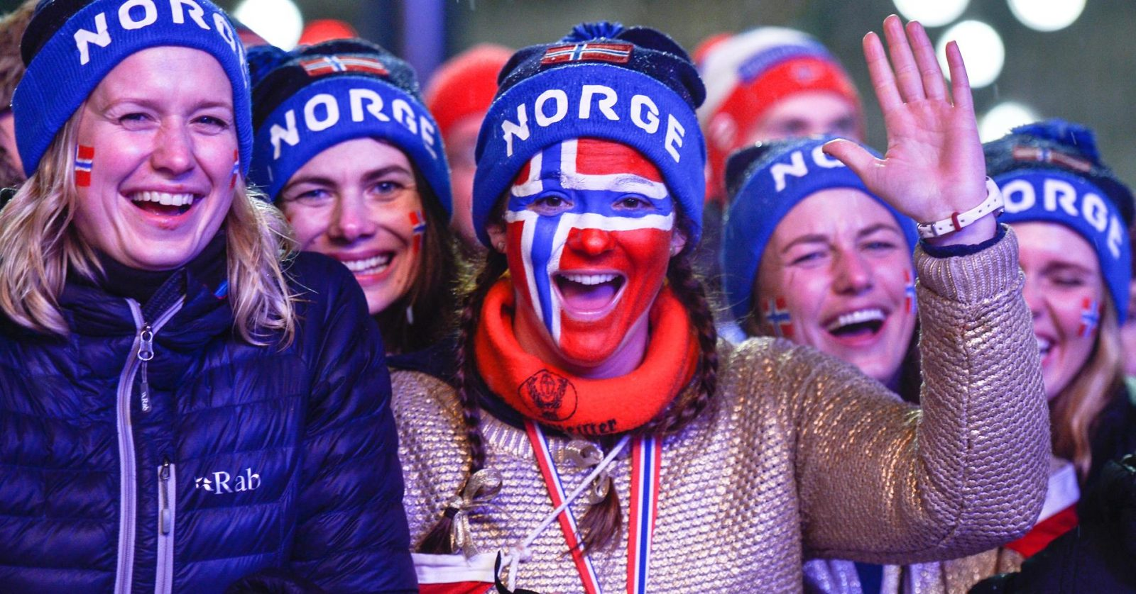 No 1 Happiest Country in the world