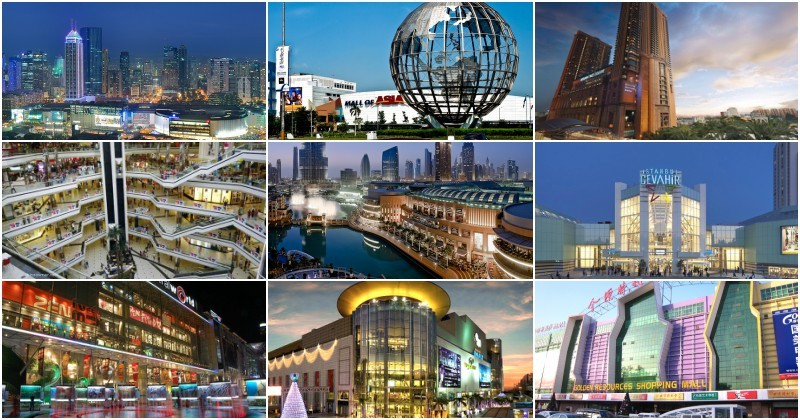 Top 10 Largest Shopping Malls in the World of 2020