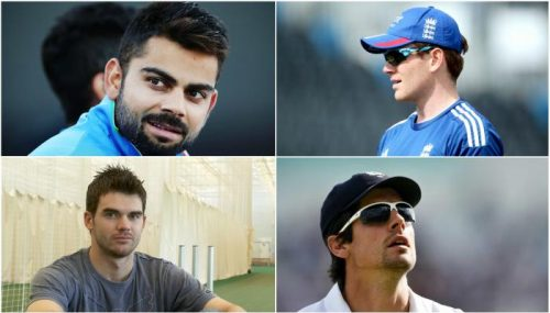 Top 10 Most beautiful Cricketers of the world 2017