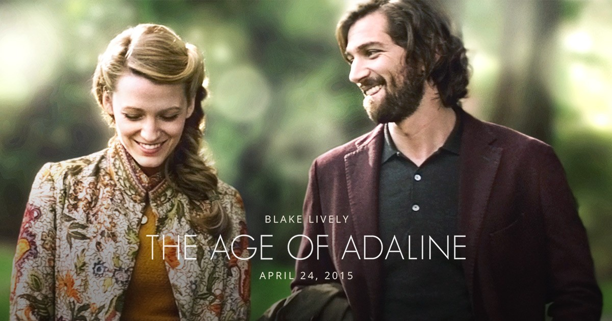 must watch romantic movies-the age of adaline