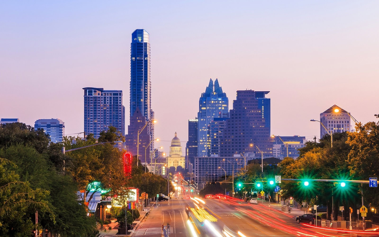 top 10 best cities to live in usa-Austin, Texas