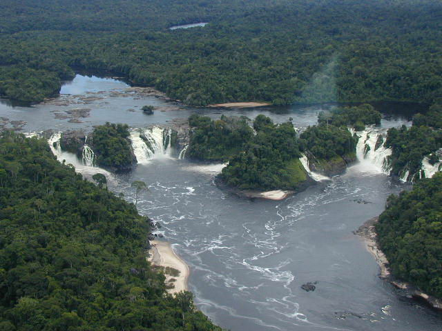 Salto Para-the biggest waterfall in the world