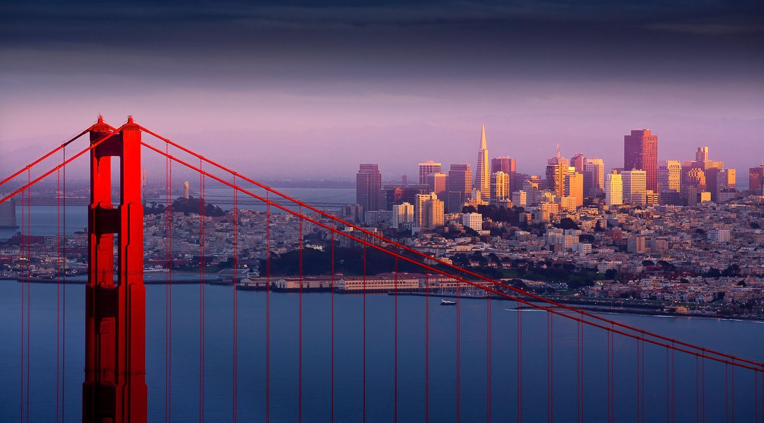 Best Cities to Live in United States- SanFrancisco
