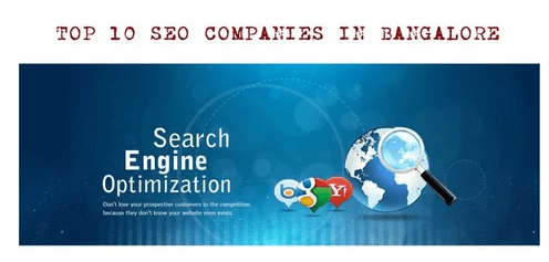 Top 10 SEO Companies In Bangalore Of 2019