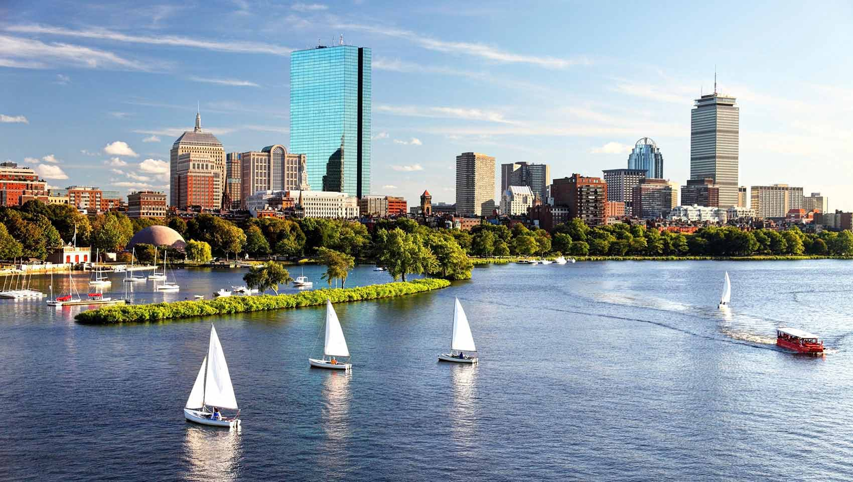 boston-Cities to Live in United States