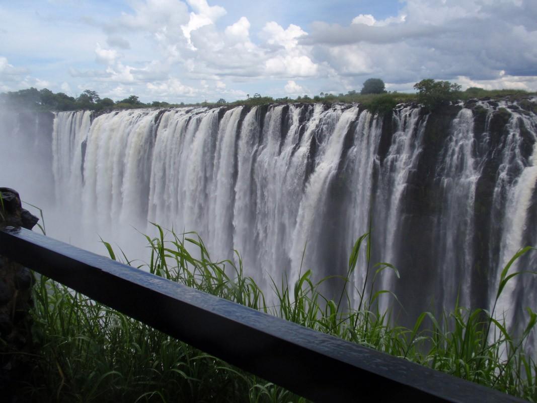 Boyoma Falls (Chutes Wagenia)
