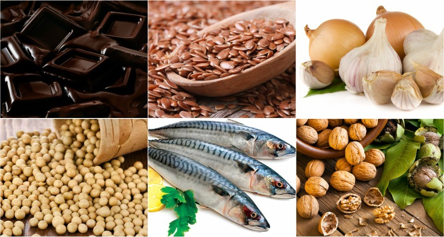 top 10 healthy foods for the heart