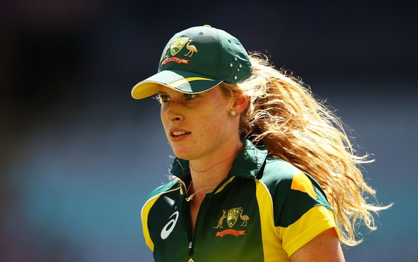 most beautiful woman cricketer in the world