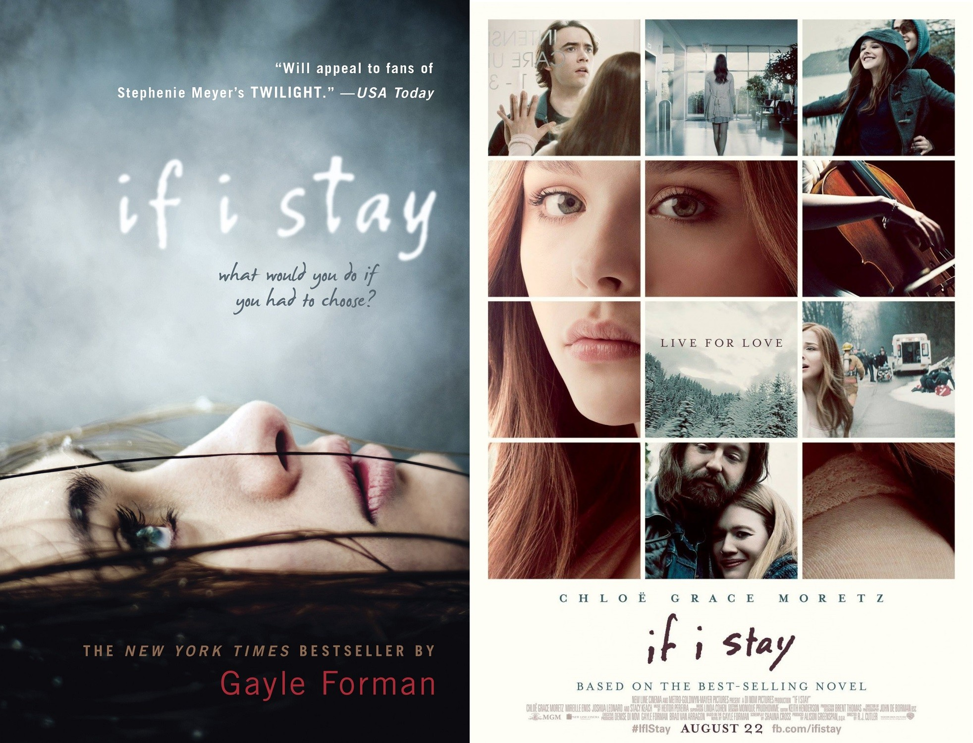 top 10 romantic movies in the world-the world if i stay