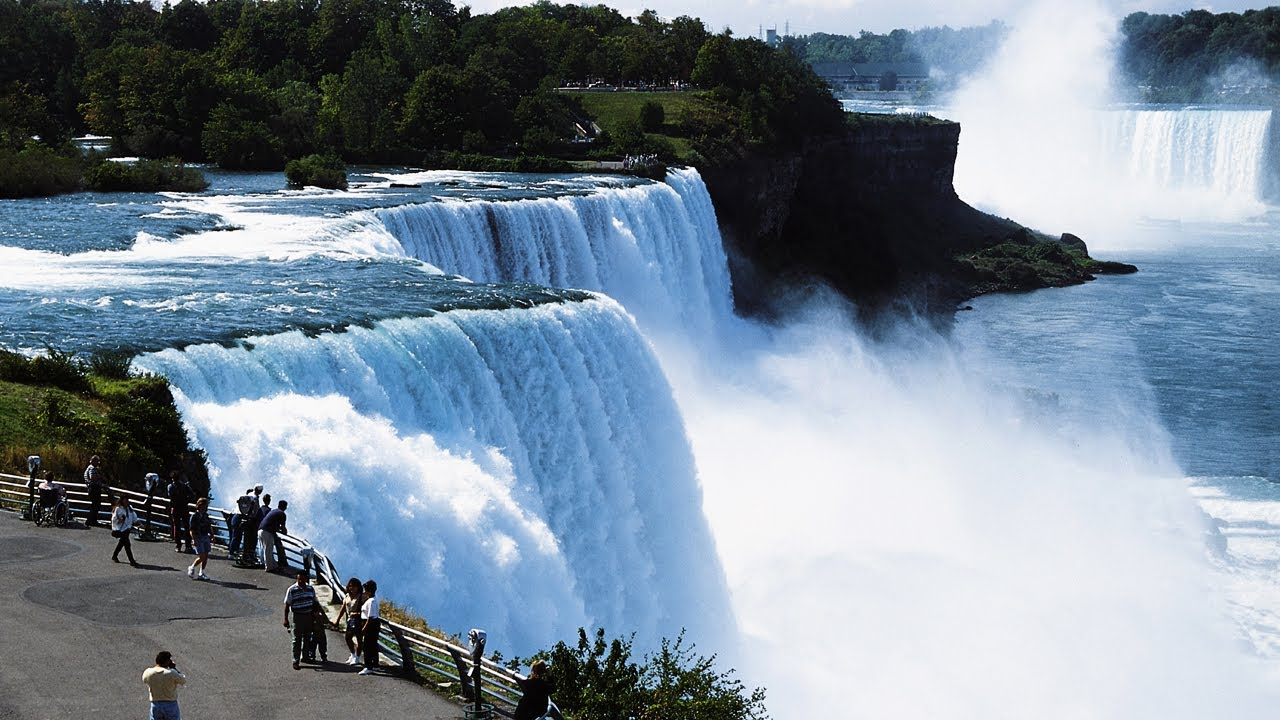 biggest waterfalls in the world