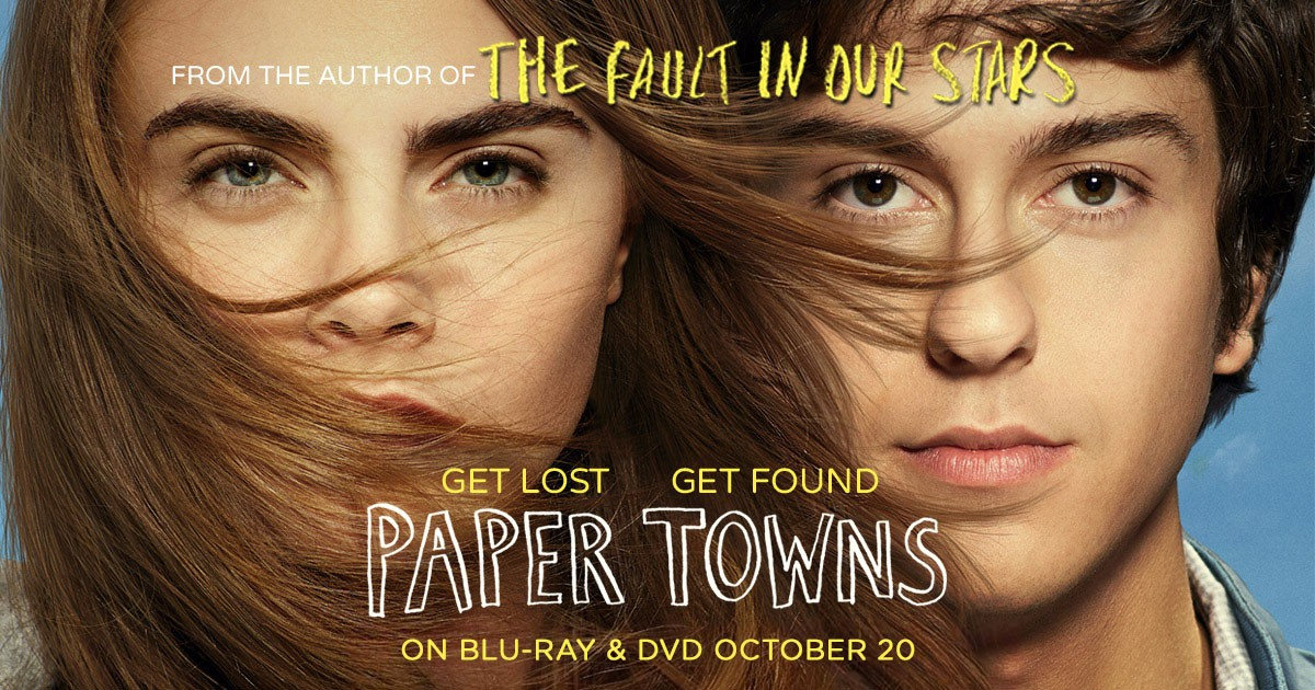 world best love movies-the world Paper Town