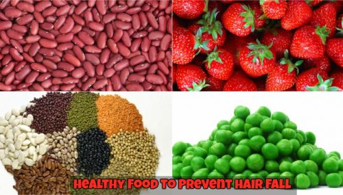 List of 10 Super Foods to Prevent Hair Loss