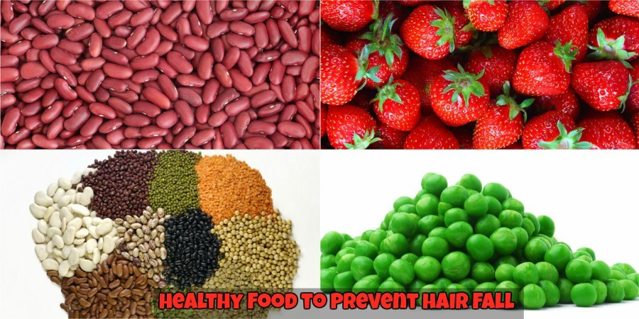 List of Top 10 Super Foods to Prevent Hair Loss