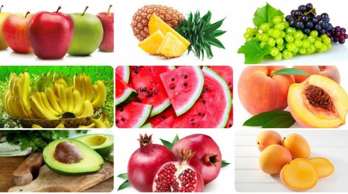 Top 10 Healthy Fruits For Diet and Weight Loss