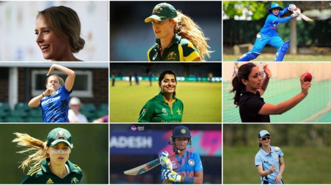 Top 10 Most beautiful women Cricketers of the world 2017