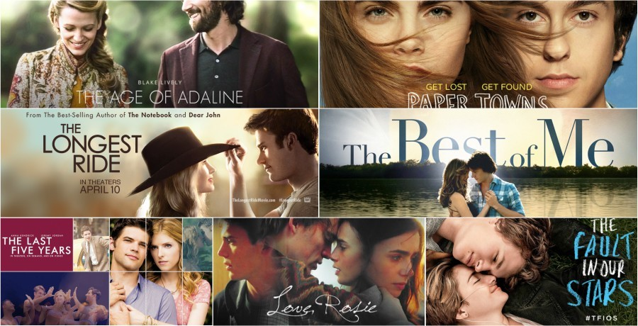 must watch romantic movies forever
