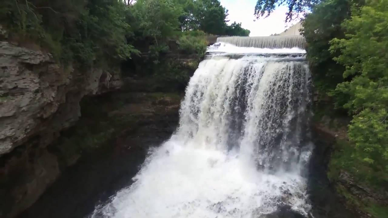 biggest falls in world