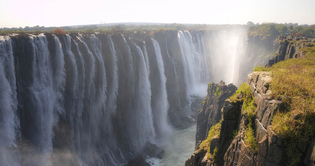 Victoria Falls-top 10 highest waterfalls in the world