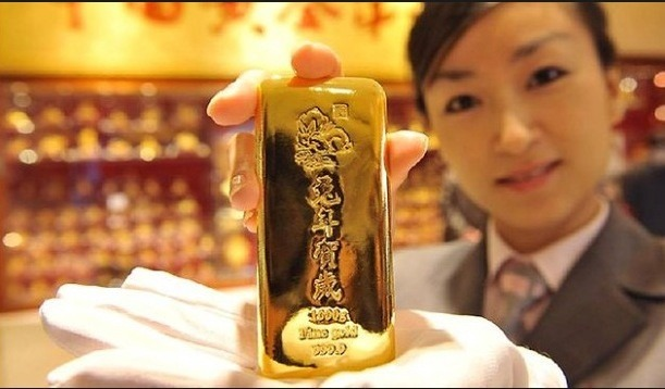 top 5 gold producing countries