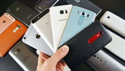 Top 10 Android Mobiles in India (2017)