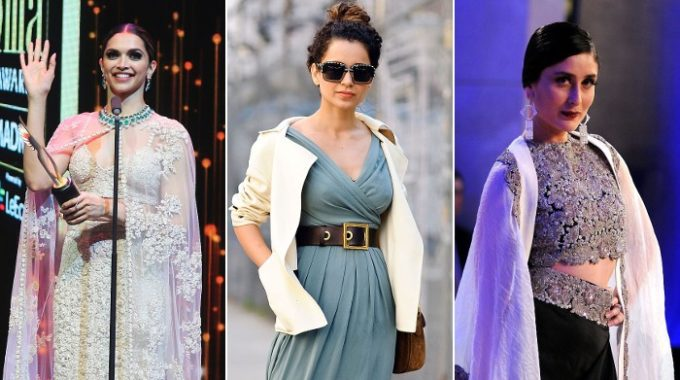 Top 10 Highest Paid Actress in India