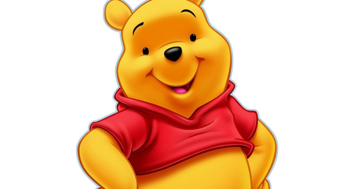 winnie-the-pooh top 10 popular cartoon characters of the world