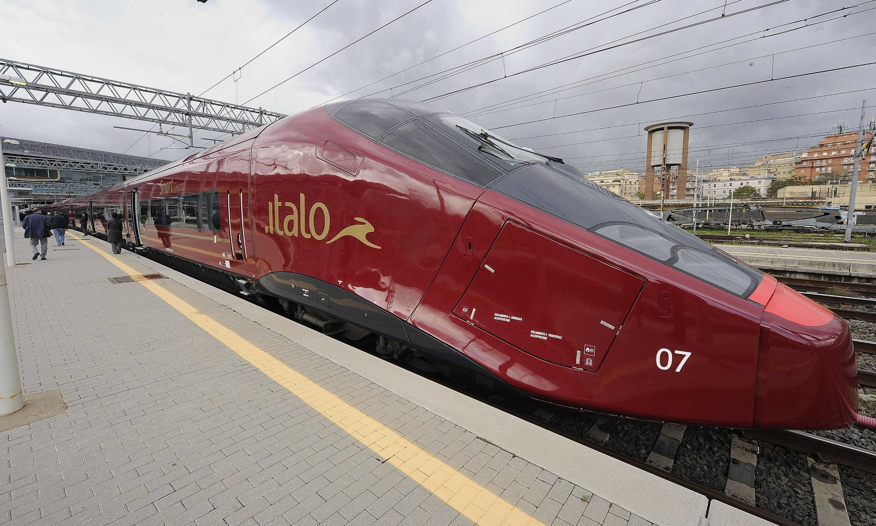 fastest train Italy,high speed train Italy,Italy high speed train ,world fastest train Italy