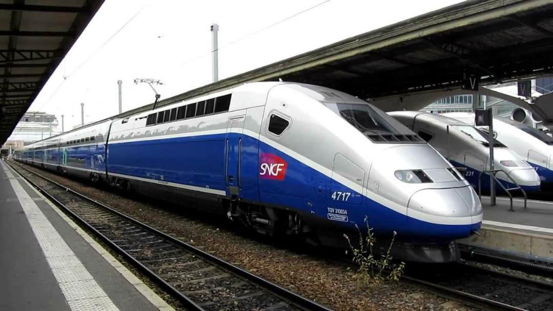 the fastest train
