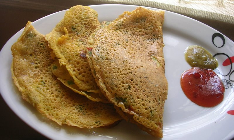 famous breakfast in india