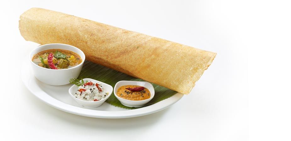 South Indian Food Types