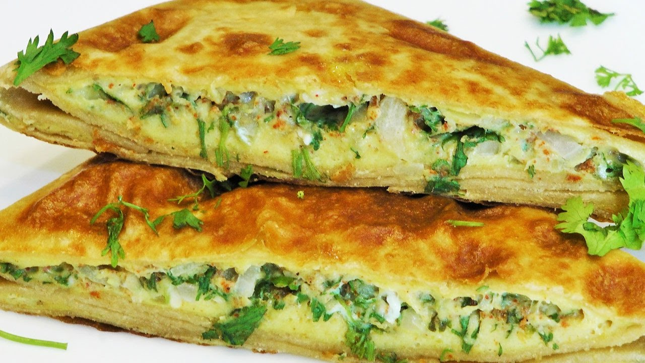 special breakfast recipes indian