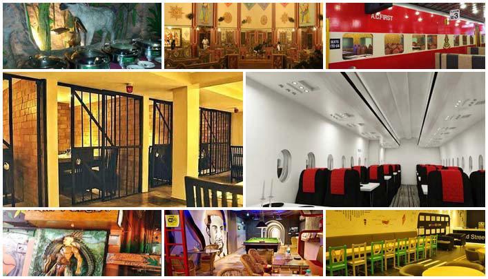 Top 10 Best Theme Restaurants In Chennai