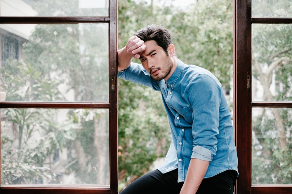Top 10 Handsome men in the World in 2017, Godfrey gao