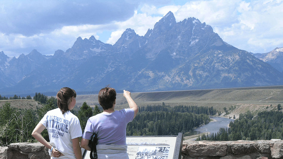 Top 10 Wildlife Reserves in the world, Grand Teton National Park