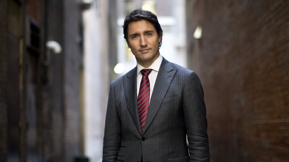 Top 10 Handsome men in the World in 2017, Justin Trudeau