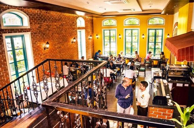 10 best Theme Restaurants in Chennai, L'amandier restaurant